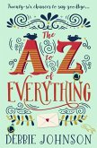 The A-Z of Everything (eBook, ePUB)