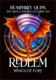 Redeem: Wings of Fury (The Fated Chronicles, #10) (eBook, ePUB)