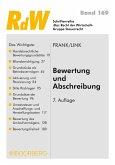 Bewertung und Abschreibung (eBook, PDF)
