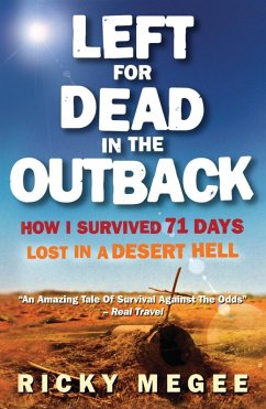 Left For Dead In The Outback (eBook, ePUB) - Megee, Ricky; Mclean, Greg