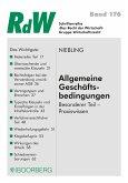 Allgemeine Geschäftsbedingungen (eBook, PDF)