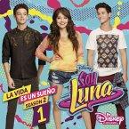 Soy Luna: La Vida Es Un Sueno (Staffel 2,Vol.1)