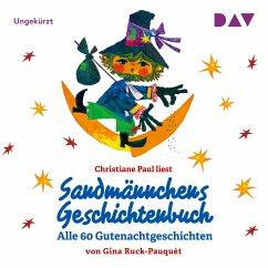Sandmännchens Geschichtenbuch - Alle 60 Gutenachtgeschichten (MP3-Download) - Ruck-Pauquèt, Gina