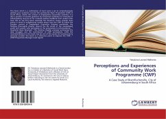 Perceptions and Experiences of Community Work P...