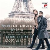 From Latin America To Paris - Works For Cello And