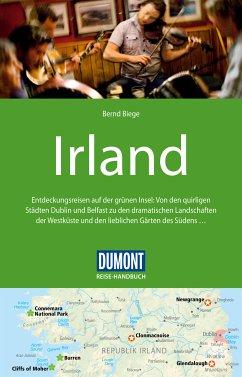 DuMont Reise-Handbuch Reiseführer Irland (eBook, PDF) - Biege, Bernd