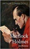 Sherlock Holmes - Die Romane (Illustriert) (eBook, ePUB)