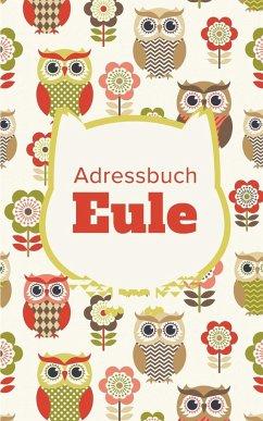 Adressbuch Eule