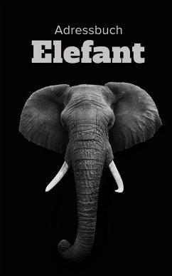 Adressbuch Elefant