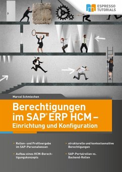 Berechtigungen im SAP ERP HCM - Einrichtung und...