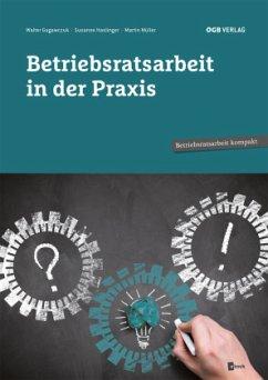 Betriebsratsarbeit in der Praxis - Gagawczuk, Walter; Haslinger, Susanne; Müller, Martin