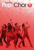 Der junge Pop-Chor, m. Audio-CD