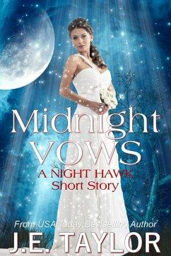 Midnight Vows: A Night Hawk Short Story (Night ...