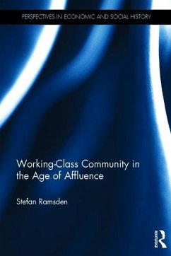 Working-Class Community in the Age of Affluence