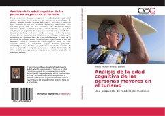 Análisis de la edad cognitiva de las personas mayores en el turismo