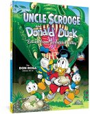 """Walt Disney Uncle Scrooge and Donald Duck: """"escape from Forbidden Valley"""" (the Don Rosa Library Vol. 8)"""