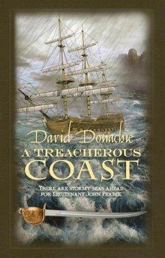 A Treacherous Coast - Donachie, David (Author)