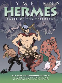 Olympians: Hermes: Tales of the Trickster