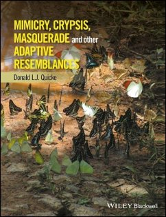 Mimicry, Crypsis, Masquerade and other Adaptive Resemblances - Quicke, Donald L. J.