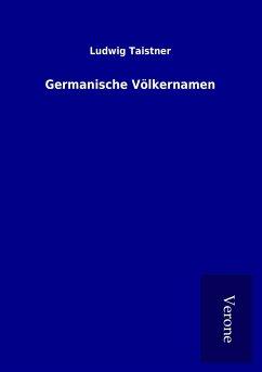 Germanische Völkernamen