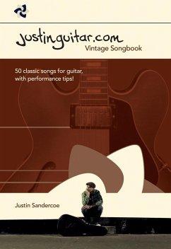 Justinguitar.com Vintage Songbook (eBook, ePUB)