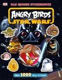 Angry Birds Star Wars Das große Stickerbuch (Mängelexemplar)