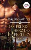 Das feurige Herz des Rebellen: Ein Highland Treasure-Roman - Band 2 (eBook, ePUB)