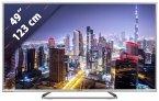 Panasonic TX-49ESW504S Silver 123 cm (49 Zoll) Fernseher (Full HD, DVB-T2/ DVB-S2/ DVB-C, Smart TV)