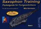 Saxophon Training - Pocketguide für Fortgeschrittene