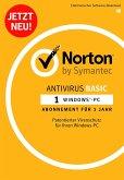Norton AntiVirus Basic, 1 User, 1 Jahr, Elektronischer Software-Download