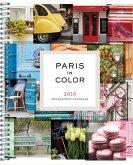 Paris in Color 2018 Engagement Calendar