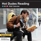 Hot Dudes Reading 2018 Wall Calendar