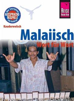 Reise Know-How Sprachführer Malaiisch - Wort fü...