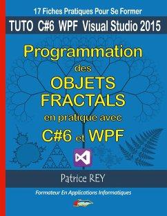 programmation des objets fractals avec c# et wpf