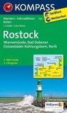 Kompass Karte Rostock