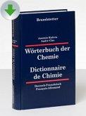 Wörterbuch der Chemie Deutsch-Französisch / Französisch-Deutsch, CD-ROM