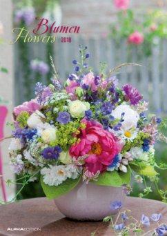Blumen / Flowers 2018