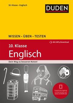 Wissen - Üben - Testen: Englisch 10. Klasse (eBook, PDF)