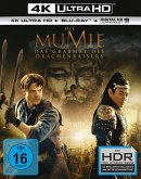 Die Mumie: Das Grabmal des Drachenkaisers (4K Ultra HD + Blu-ray)