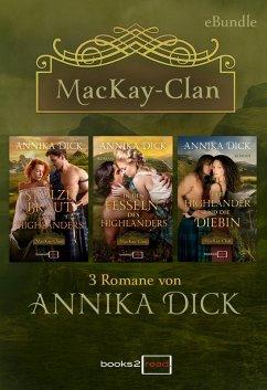 Der MacKay-Clan (eBook, ePUB)