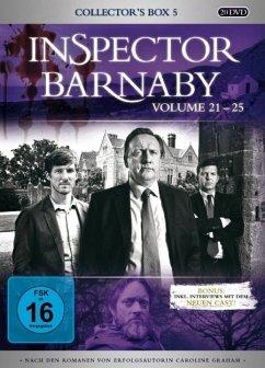 Inspector Barnaby - Collector's Box 5/Vol. 21-25 - Inspector Barnaby