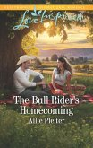 The Bull Rider's Homecoming (Mills & Boon Love Inspired) (Blue Thorn Ranch, Book 4) (eBook, ePUB)