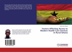 Factors Affecting Access to Modern Health Care Services in Rural Ghana