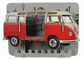 Werkhaus Garderobe VW T1 - rot