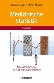Medizinische Statistik (eBook, PDF)