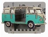 Werkhaus Garderobe VW T1 - türkis