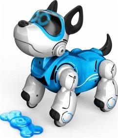 Silverlit Pupbo Dog blau interaktiver Haustier ...
