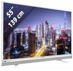 Grundig 55 GFW 6628 weiß 139 cm (55 Zoll) Fernseher (Full HD, DVB-T2/ DVB-S2/ DVB-C, Smart TV)