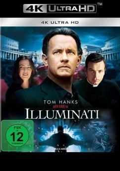 Illuminati 4K Ultra HD Blu-ray