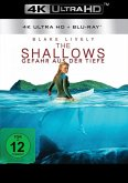 The Shallows - Gefahr aus der Tiefe 4K Ultra HD Blu-ray + Blu-ray